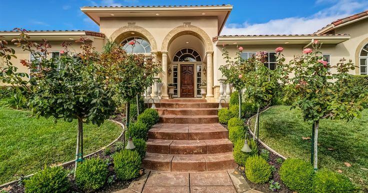 Exquisite Custom Executive Pool Home - 2451 Diablo Ranch Place, Danville, CA 94506