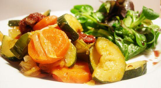 """""""Scharfmacher"""" Ofengemüse / Vegane Rezepte #SONNENTOR"""