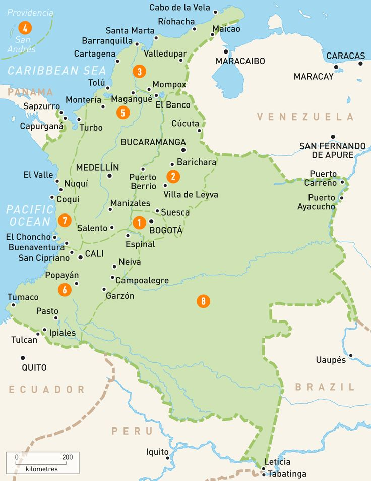 Best Colombia Map Ideas On Pinterest Map Of Colombia - Colombia map south america
