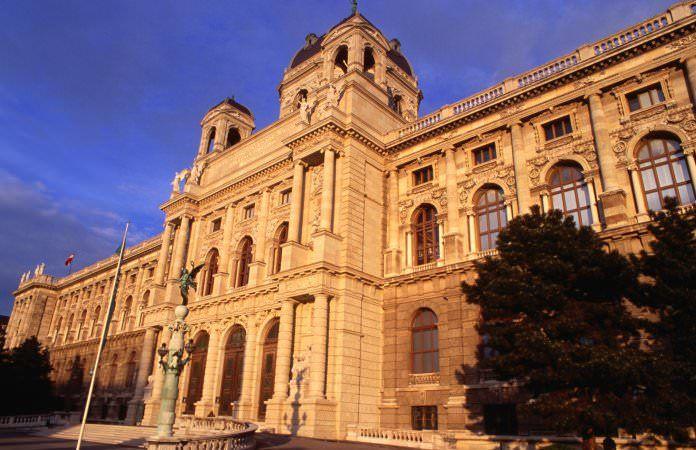 Kunsthistorisches Museum Vienna in Vienna, Austria