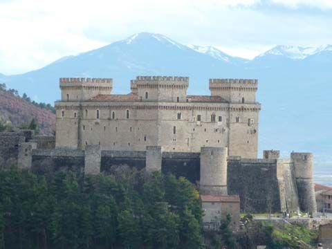Celano nel Aquila, Abruzzo
