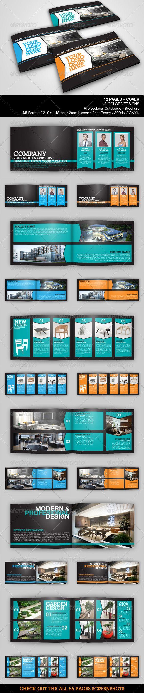 Architecture & Design A5 Catalog