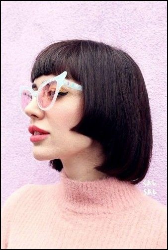 28 The Timeless Pageboy Haircut, From Vintage To Modern Versions