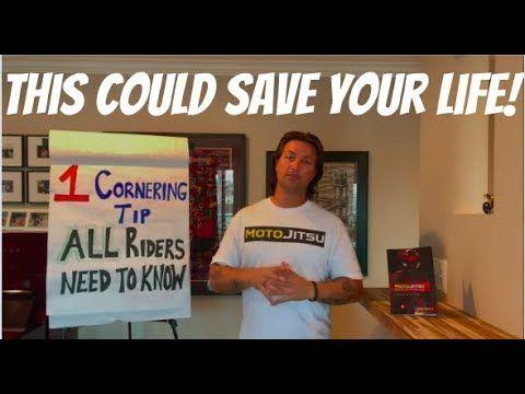 1 Kurventipp, der Ihr Leben retten könnte | Champ Schule ~ MotoJitsu – YouTube   – Motorcycle hair accessories