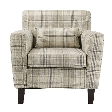 Harewood Accent Chair in Biscuit