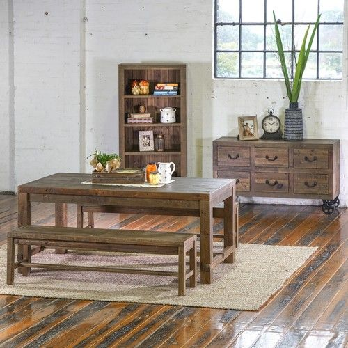 Stonemill Buffet with Wheels (1470W x 450D x 840H mm) RRP $1,249