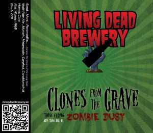 Clones From The Grave - Zombie Dust