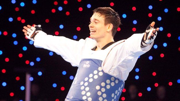 European champion Aaron Cook has edged closer to competing at London 2012 after the British Olympic Association (BOA) vetoed GB Taekwondo's nomination of Lutalo Muhammad.