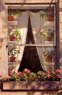What a cute idea for your windows.