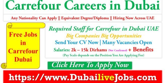 Pin On Https Dubailivejobs Com