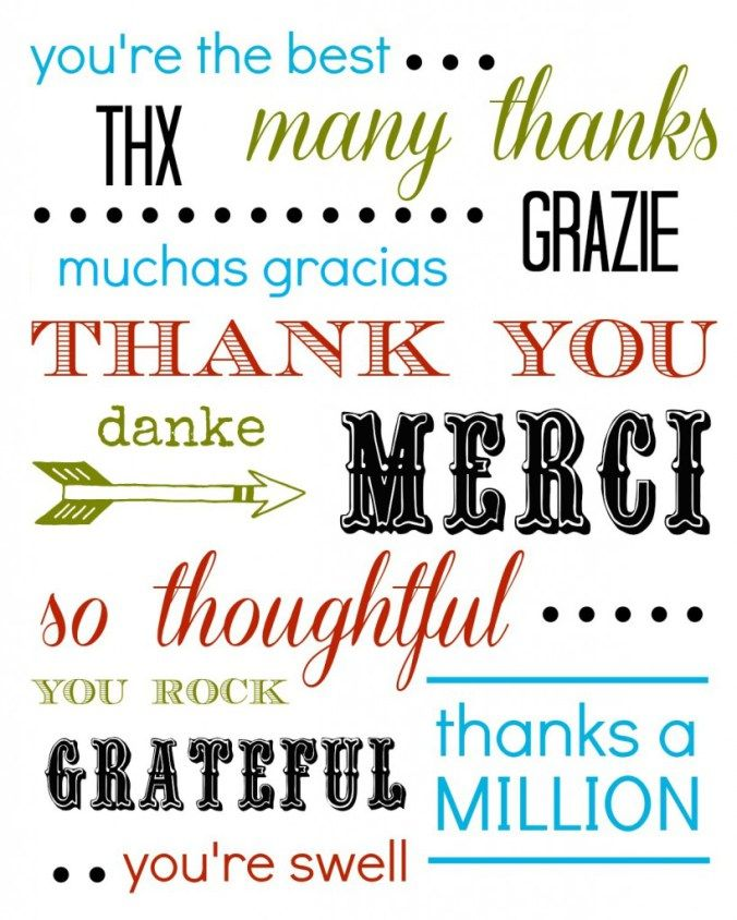 Quotes On Thank You Notes: 438 Best Images About Gratitude Quotes On Pinterest
