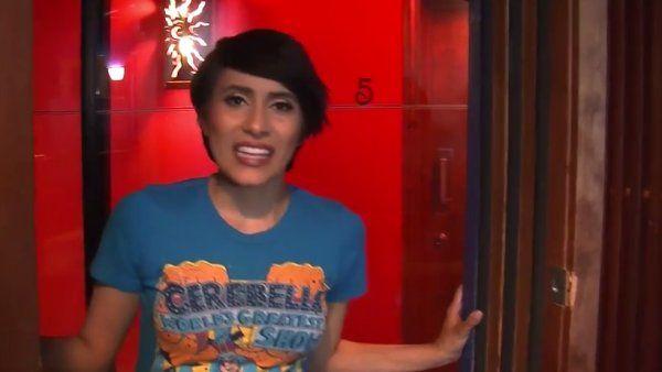 Cristina Vee Shows Off Bang Zoom! Recording Studios
