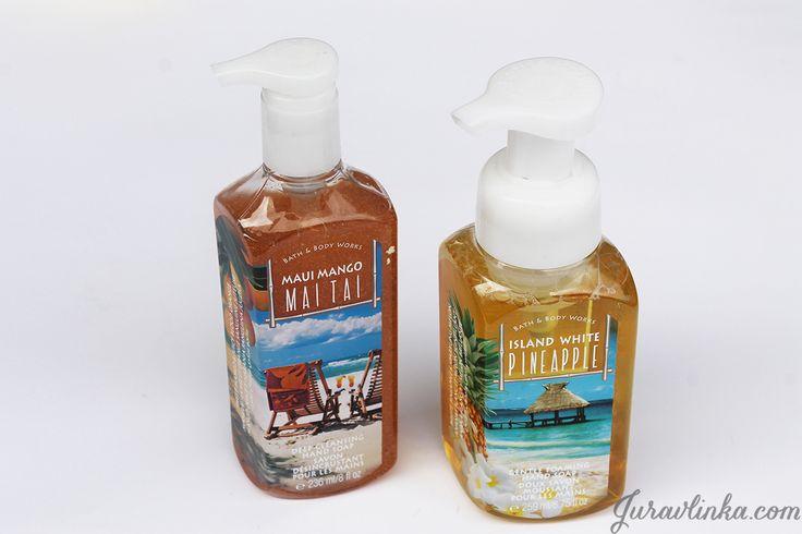 B&BW Hand Soap .. http://juravlinka.com/blog/care/hands/bbw-hand-soap/