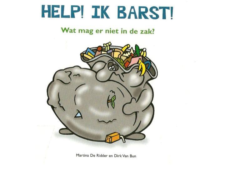 Een leuk verhaal als inleidende les rond afval
