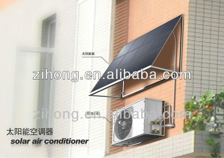 Best 25 Solar Powered Air Conditioner Ideas On Pinterest