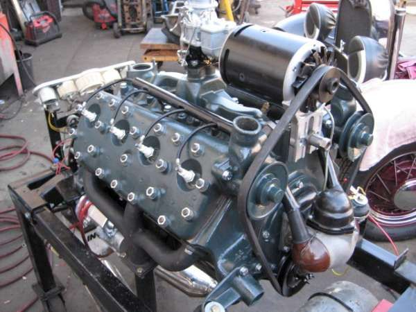 Rebuilt flathead v8 for autos post for Used ford motors sale