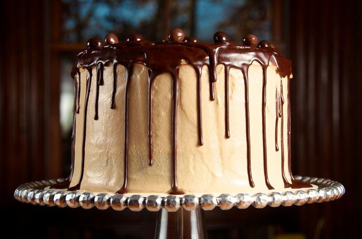 Wat zou de wereld zonder chocoladeganache zijn? Saai, fantasieloos, zonder smaak.. Hadden we het al over…
