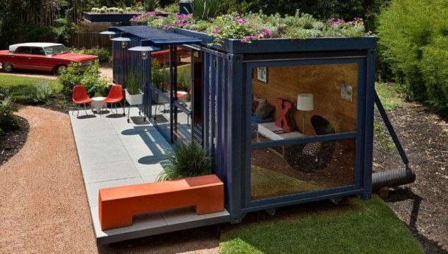 george clarke amazing space | Container workshop
