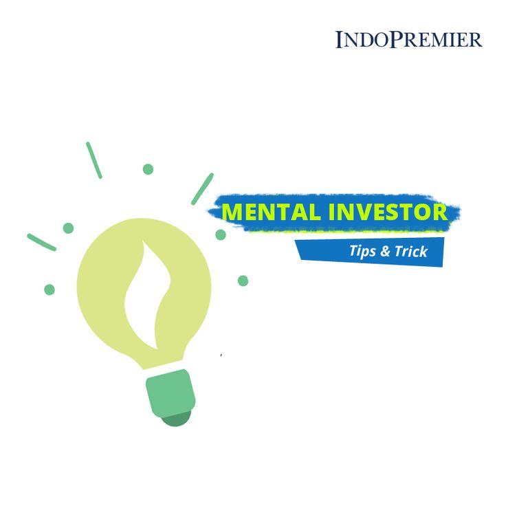 Dalam investasi, seorang investor cukup perlu untuk memiliki mental seorang investor. Mental ini berfungsi untuk memperkuat fundamental kita sebagai seorang yang benar - benar melakukan investasi jangka panjang pada reksa dana  Berikut Tips menumbuhkan mental investor : 1. Tidak tergesa-gesa dalam melakukan jual/beli reksa dana. 2. Tekun memperhatikan perkembangan reksa dana secara berkala. 3. Pelajari pengetahuan seputar reksa dana 4. Jaga emosi saat untung/rugi  #reksadana…