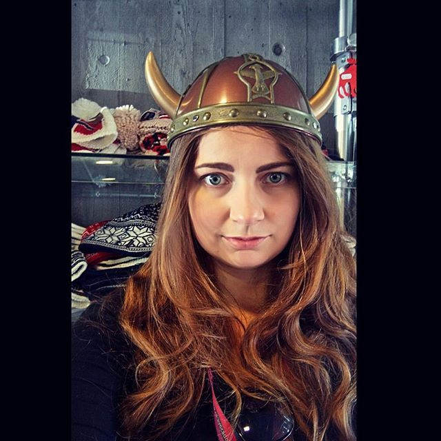 WEBSTA @ asia.ddd - Vikings! #vikings #me #selfie #smile #happy #girl #instagirl #polishgirl #instagood #instadaily #photooftheday #webstagram #igers #tagsforlikes #travelgram #holiday #instatravel #beautiful #swag #sexy #style