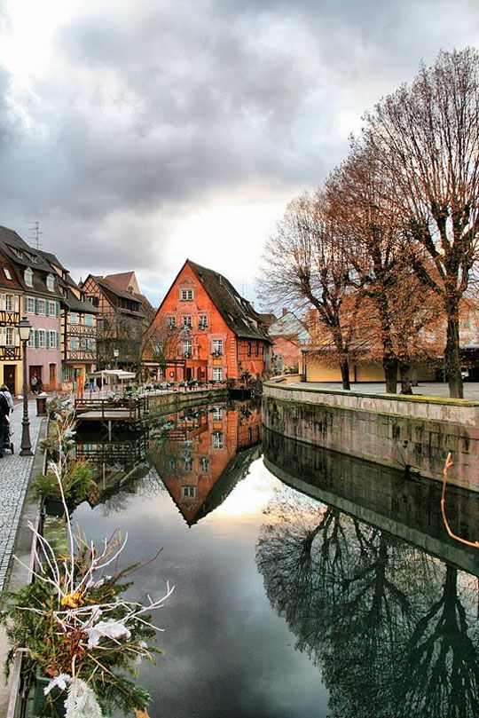 Colmar, France: Beautiful Cities, Favorite Places, Colmar Alsac, Beautiful Places, Colmar France, Daughters Travel, Beautiful Pictures, Beautiful Sceneryarchitectur, Beautiful Town