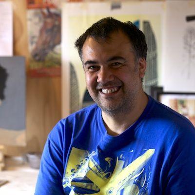 Sheyne Tuffery | Solander Works on Paper Art Gallery