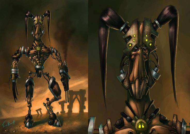 tommy karnerfors ARTcreations: DNA-Enhanced Cyborg-Rabbit