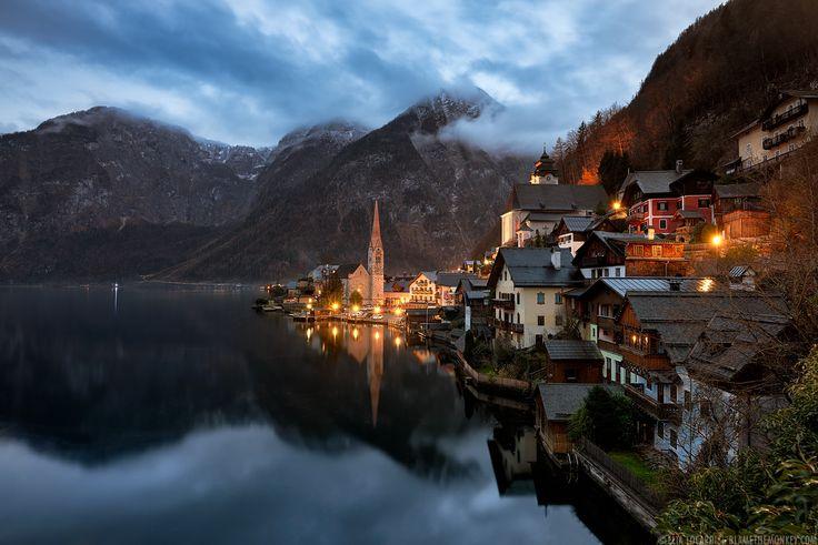 Hallstatt, Austria / photo by Elia Locardi