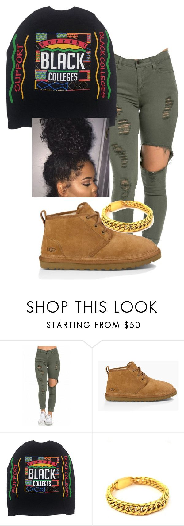 class by gibsond935 on Polyvore featuring UGG Australia