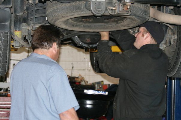 Your modern vehicle's engine is a highly sophisticated piece of equipment, that's why you should take it to a specialized car doctor to do maintenance or even diagnose. We at Troy's Tire Pros & Auomotive are looking forward to your visit.