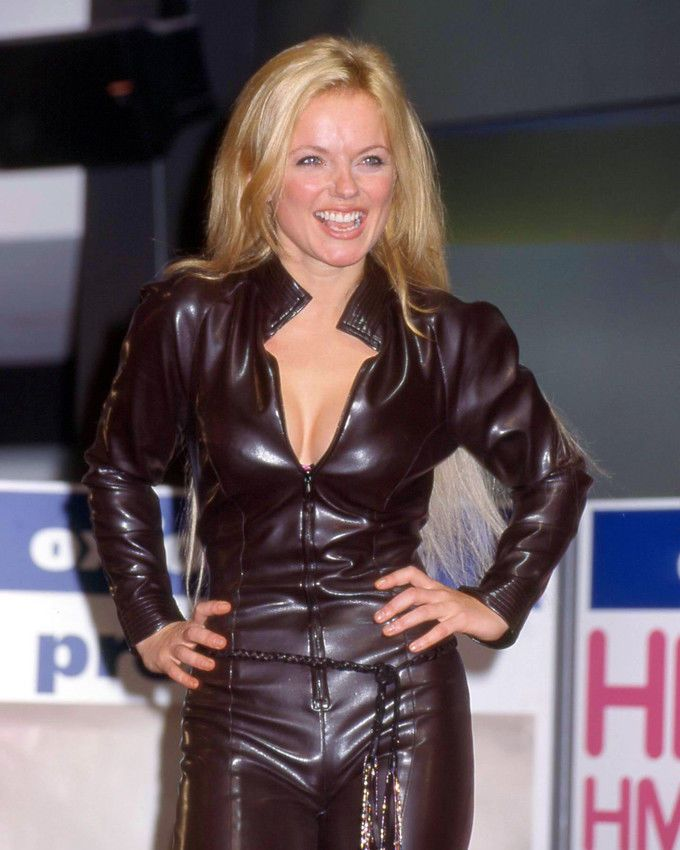 GERI HALLIWELL CANDID SPICE GIRLS COLOR PHOTO OR POSTER | eBay