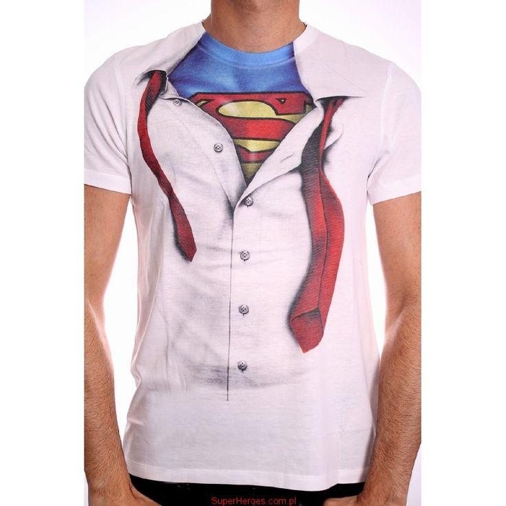 Koszulka Superman - Clark Kent