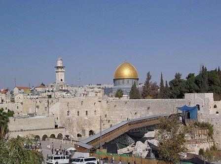 Cidade Antiga de Jerusalém  Jerusalém a Cidade Sagrada