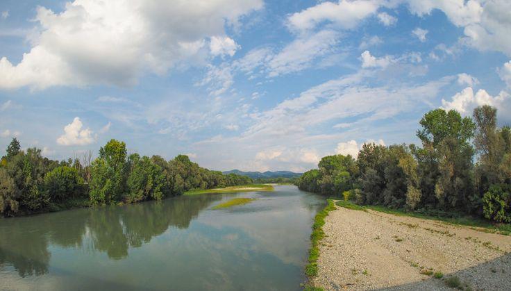 Torna lo stabilimento balneare vicino a Cremona, garantito relax e divertimento sulla riva del grande fiume