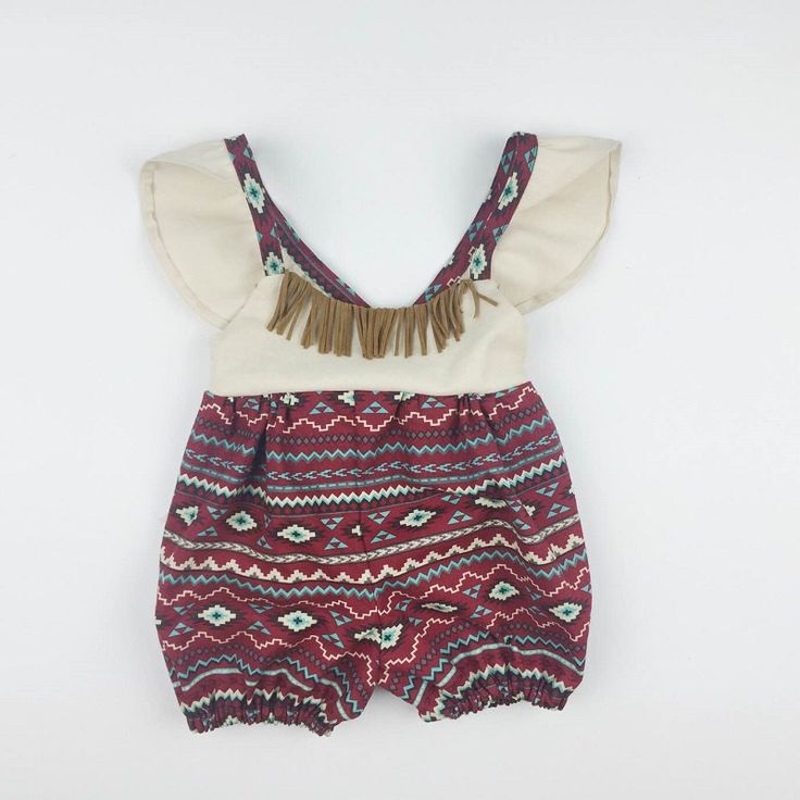Lidae Baby Romper, Boho Romper, Boho Baby Clothes, Boho Girl Clothes, Playsuit, Baby Bodysuit, Take Home Outfit, Newborn Clothes, Tribal by Markovah on Etsy https://www.etsy.com/listing/243594881/lidae-baby-romper-boho-romper-boho-baby