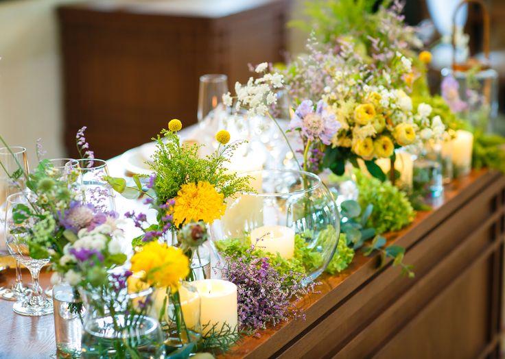 #novarese#asiyamonolith #VressetRose #Wedding#mixcolor#tablecoordinate#guesttable# natural #FlowerBridal #ノバレーゼ#芦屋モノリス#ブレスエットロゼ # ウエディング#ミックスカラー#カラフル #キャンドル# メインテーブル #テーブルコーディネート # ナチュラル# ブライダル#結婚式