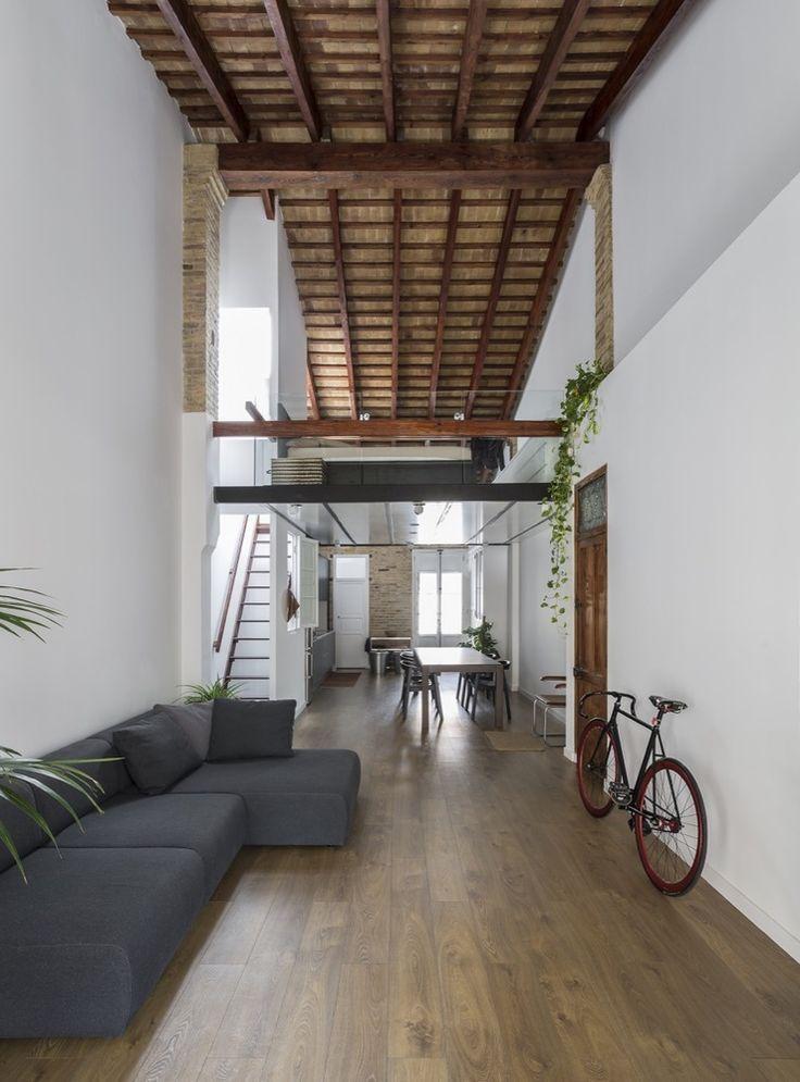 Galería de Rehabilitación De Loft En El Cabañal / AMBAU TALLER D'ARQUITECTES - 2