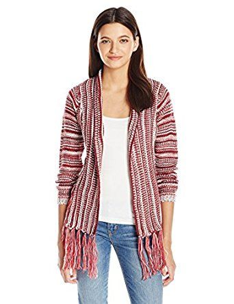 Derek Heart Juniors Rounded Hem Shawl Colla... by Derek Heart for $12.40 http://amzn.to/2jKvkoY