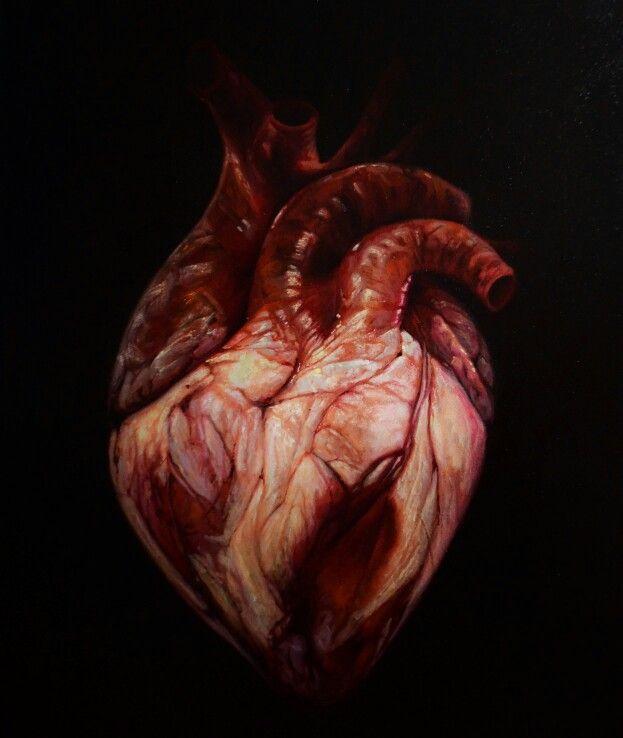 La sangre es vida 70 x 106 cm oleo