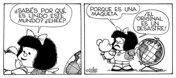 """Una semana como esta: #UnDíaComoHoy se publica """"Mafalda"""" por primera vez"""