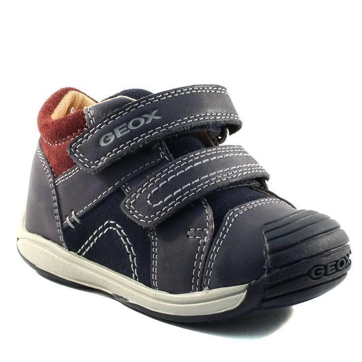 253A GEOX TOLEDO B6446A MARINE www.ouistiti.shoes le spécialiste internet  #chaussures #bébé, #enfant, #fille, #garcon, #junior et #femme collection automne hiver 2016 2017