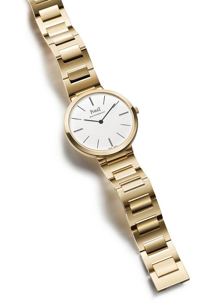 Piaget Altiplano Gold Bracelet oro extendido