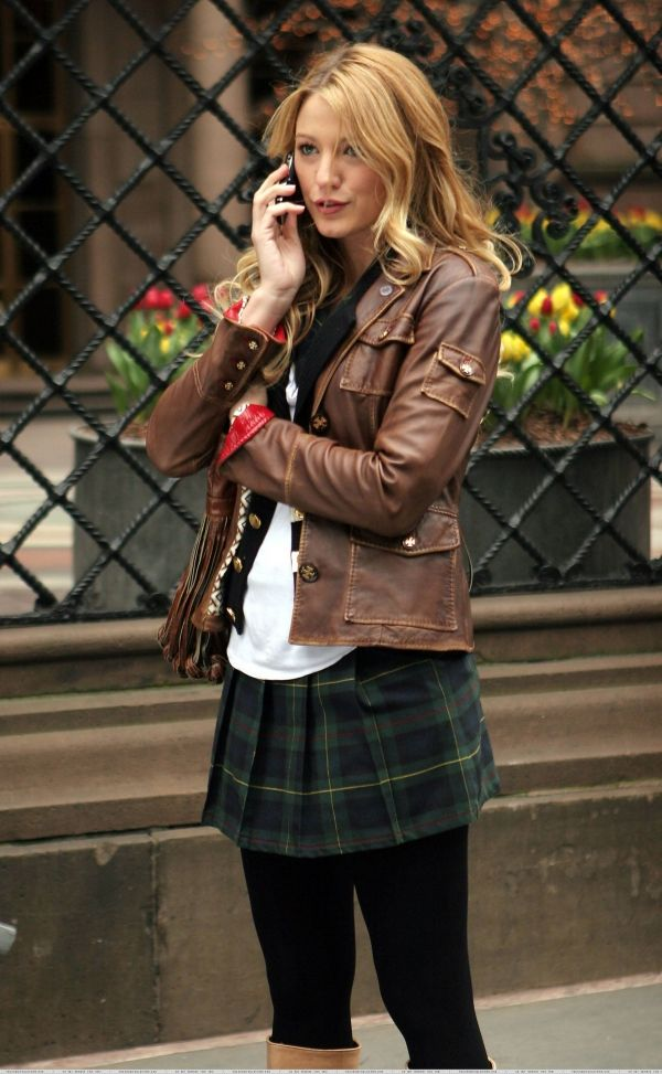 Gossip girl featured some hideous outfits, but which was definitively the worst