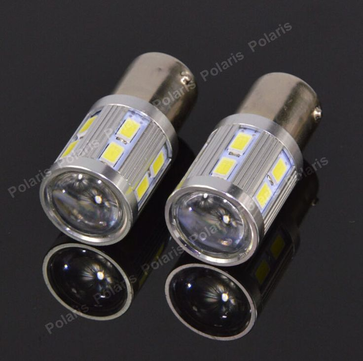 2pcs Quality P21W 1156 BA15S 12 SMD 5730 CREE Super Brightness Brake Parking Reverse Lights Fog Lamps Turn Signal Bulb DC12V New   Features: 100% brand new. This will make 360 degrees refractor. Increase visibility when driving at night. Super ultra bright SMD LED,high efficiency. Easy installation,no any modification need,just plug &play. For replacement of reversing lights, brake lights,signal light,fog light. Compared with flament bulbs,it has no heat output and extremely low ...    US…