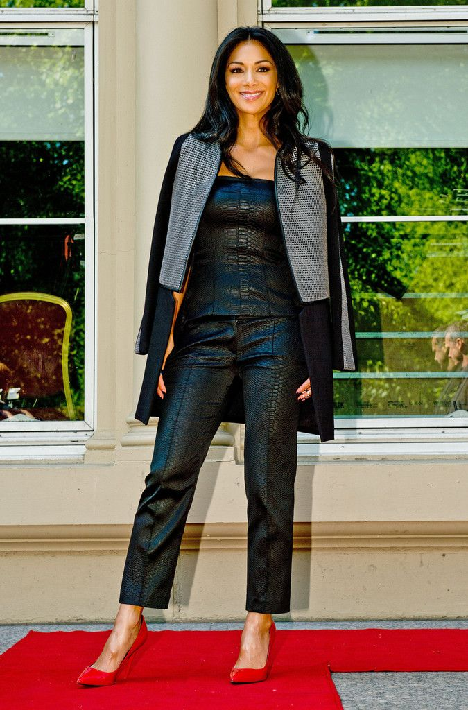 Nicole Scherzinger - 'AGT' Judges at the Live Auditions