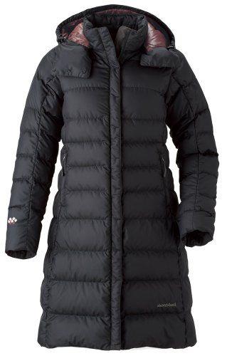 Amazon.co.jp: (モンベル)mont-bell トラベルダウンロングコート(女性用) 1101279: 服&ファッション小物