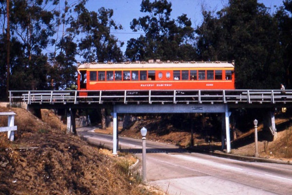 L.A.'s Expo Line before it was the Expo Line.