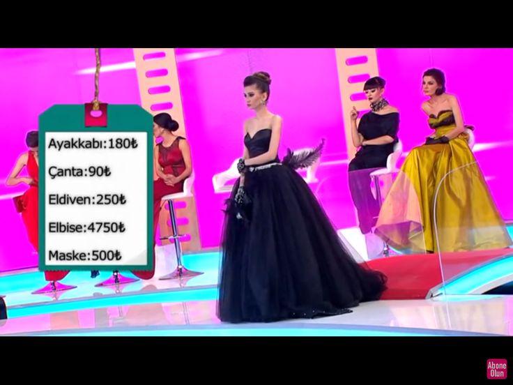 Sima Şerafettinova on the catwalk ☆ Işte benim stilim