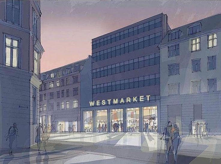West market - Food/Street food market