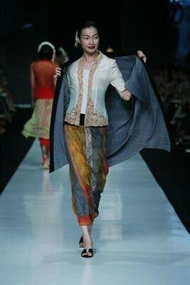 Obin - Jakarta Fashion Week